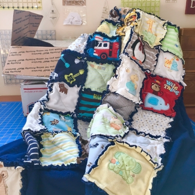 What a wonderful experience from time I ordered my blankets to receiving all four of them finished. HollyAnne emailed me pictures and quickly and throughly answered ALL my questions throughout the whole process. She took a somewhat stressful and nervous experience and made me feel at ease. The end product is absolutely amazing and exactly what I wanted. If you are considering having baby blankets made, I wouldn't hesitate having StringAndStory make them!!!!