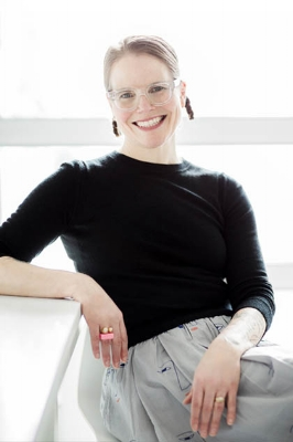 Lisa Congdon, photo from her website