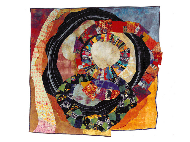 """""""Leaven,"""" another one of the Parable Quilts"""