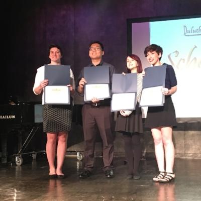 2017 DFAL Scholarship Winners