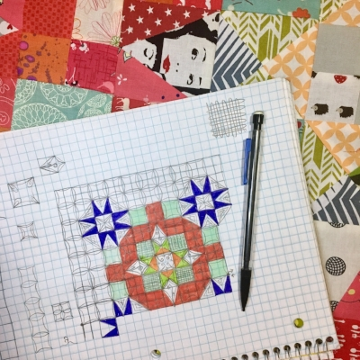 The Quilting Plan-- don't skip this step! (even though you will probably tweak it later)