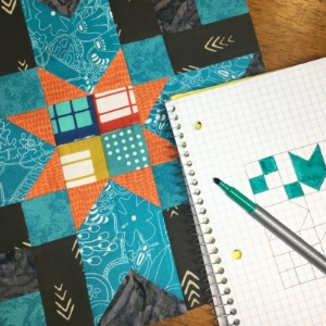 A Quilty Christmas at String & Story