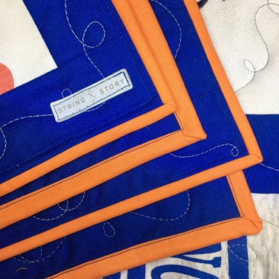How to Bind Quilts with HollyAnne Knight of String & Story