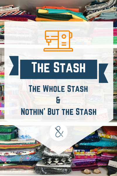 Summer Stash Busting with HollyAnne Knight of String & Story