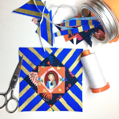 How to Use Scraps with HollyAnne Knight of String & Story