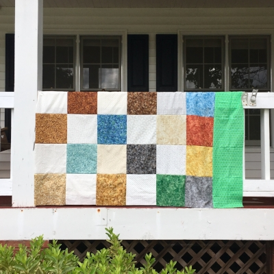 All about Quilt Backs with HollyAnne Knight of String & Story