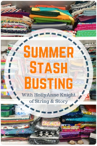 Summer Stash Busting Challenge with HollyAnne Knight of String & Story