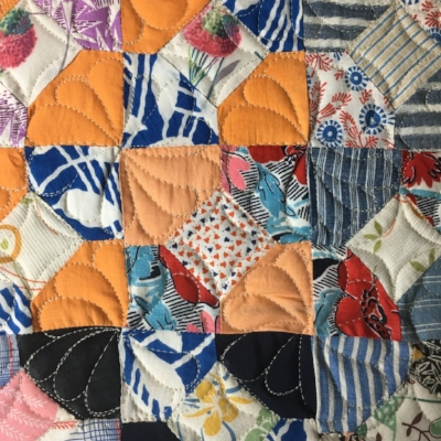 How to Quilt Bow-Ties with HollyAnne Knight of String & Story