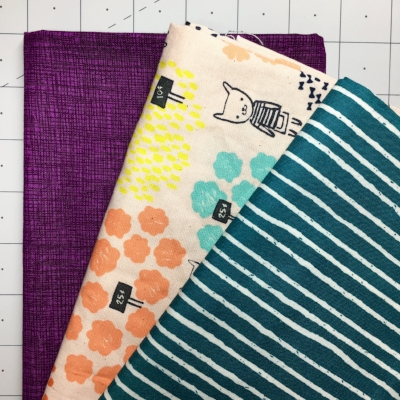How to Choose Fabrics for a Three Color Quilt with HollyAnne Knight of String & Story