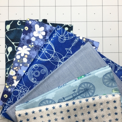 How to Choose Fabrics for Five and Six Color Quilts with HollyAnne Knight of String & Story