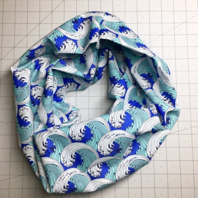 How to Make Easy Infinity Scarves with HollyAnne Knight of String & Story