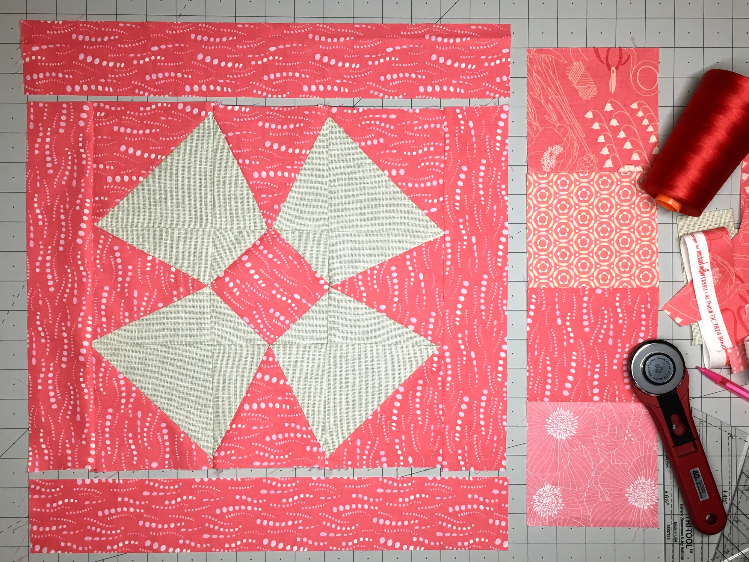 How to Make Placemats & Napkins with HollyAnne Knight of String & Story
