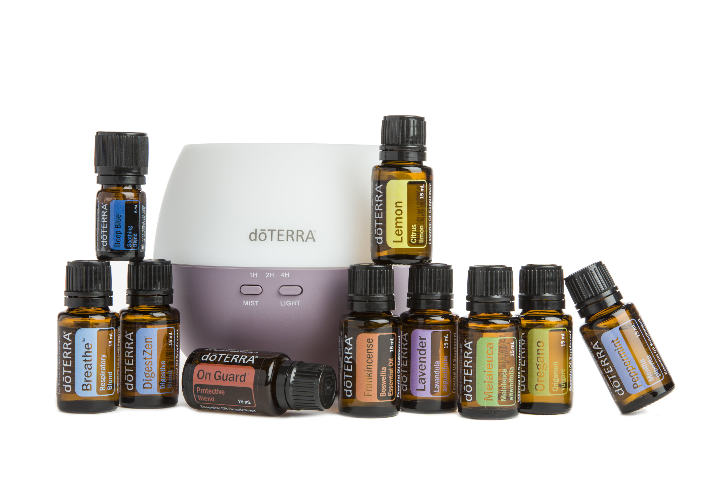 doTERRA Home Essentials Kit - Click to join now with HollyAnne Knight of String & Story and start feeling better!