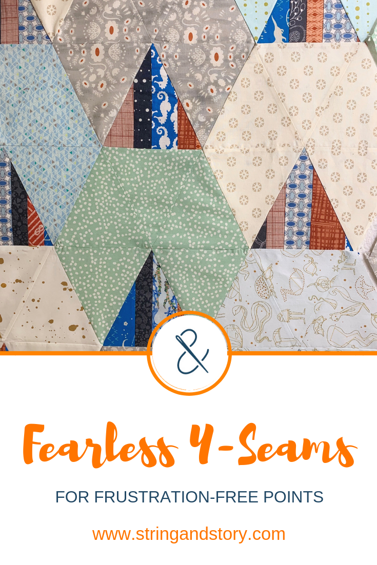 Fearless Y-Seams with HollyAnne Knight of String & Story