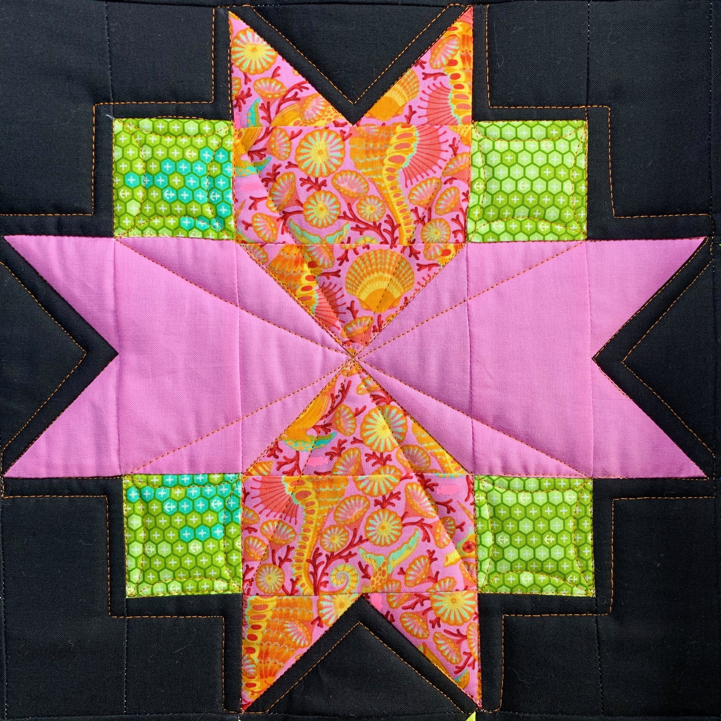 Dot to Dot Quilting with HollyAnne Knight of String & Story