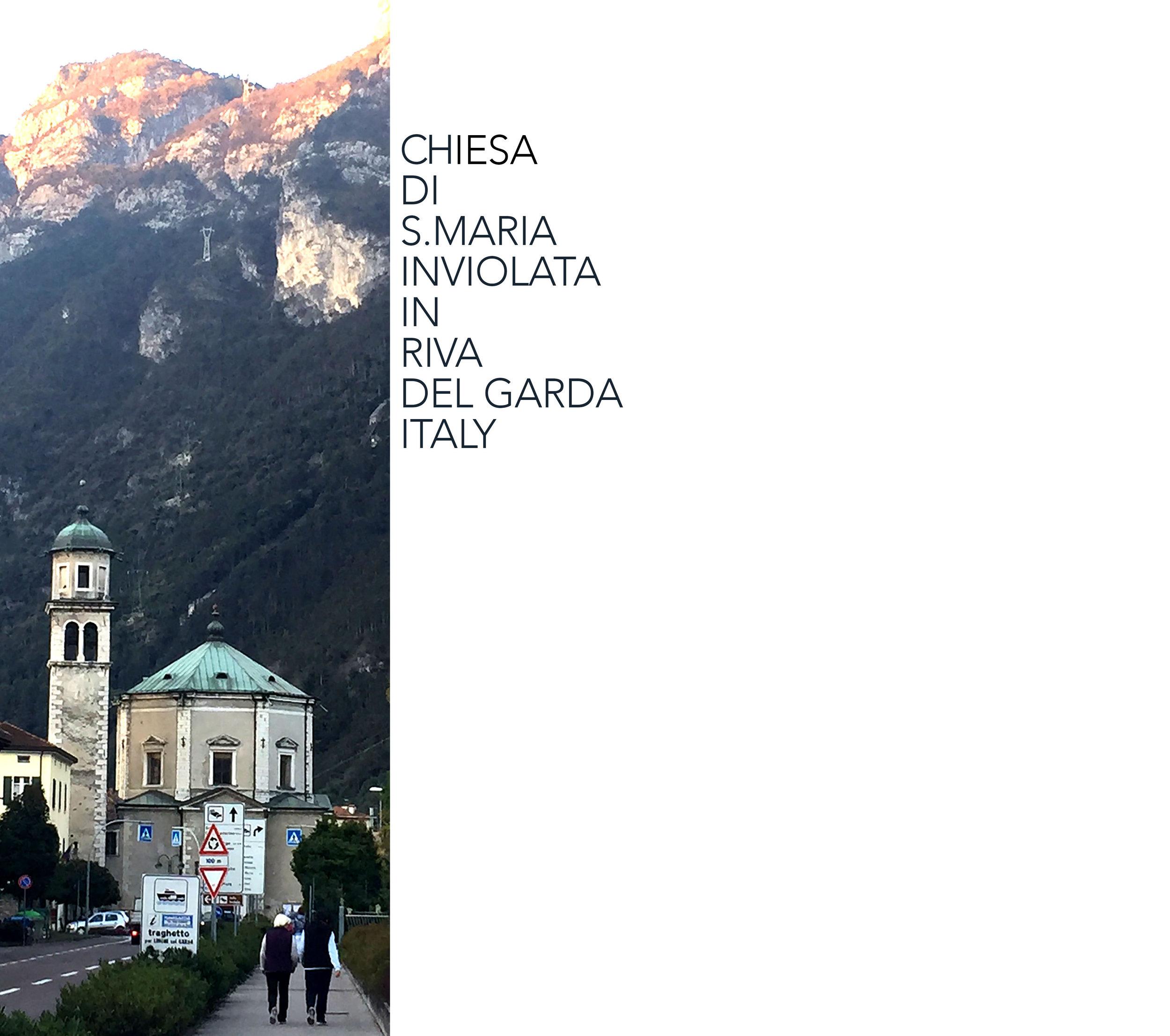 Chiesa di S.Maria in Riva del Garda, Italyk