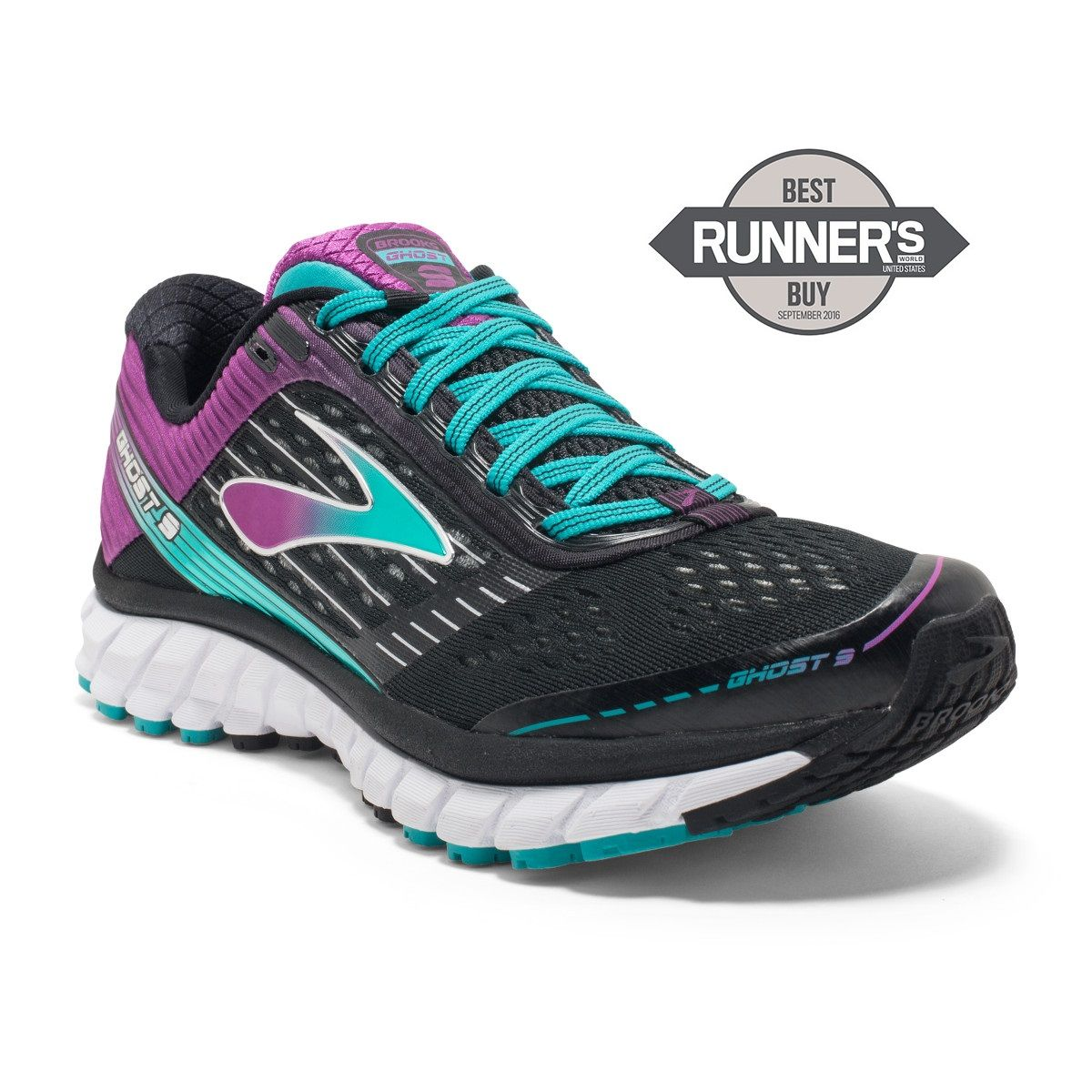 Brooks - Women's Ghost 9 — Ideal Shoes