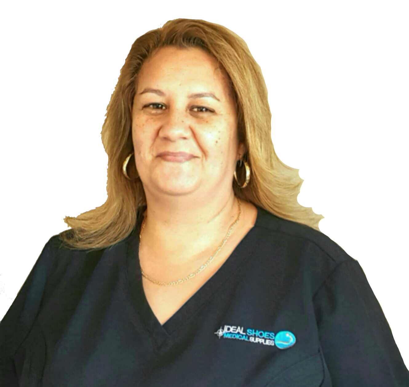 Linda Mendoza - Branch Manager / Shoe Fitter