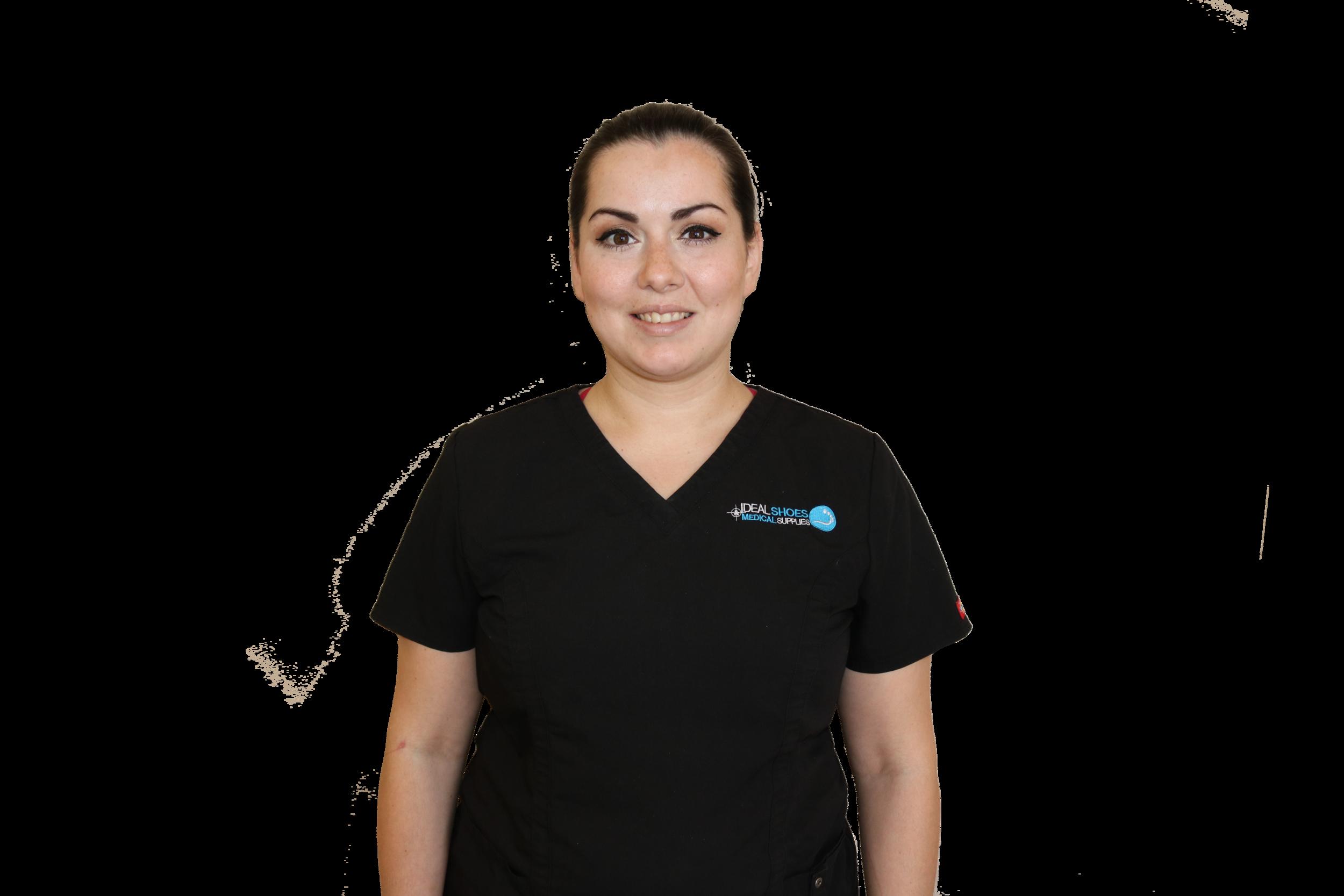 Keren Herrera - Medical Administrator