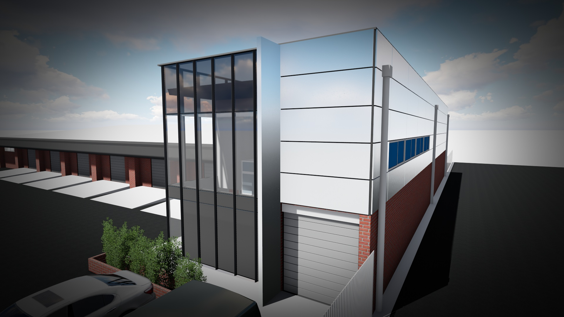 Carter-zub warehouse