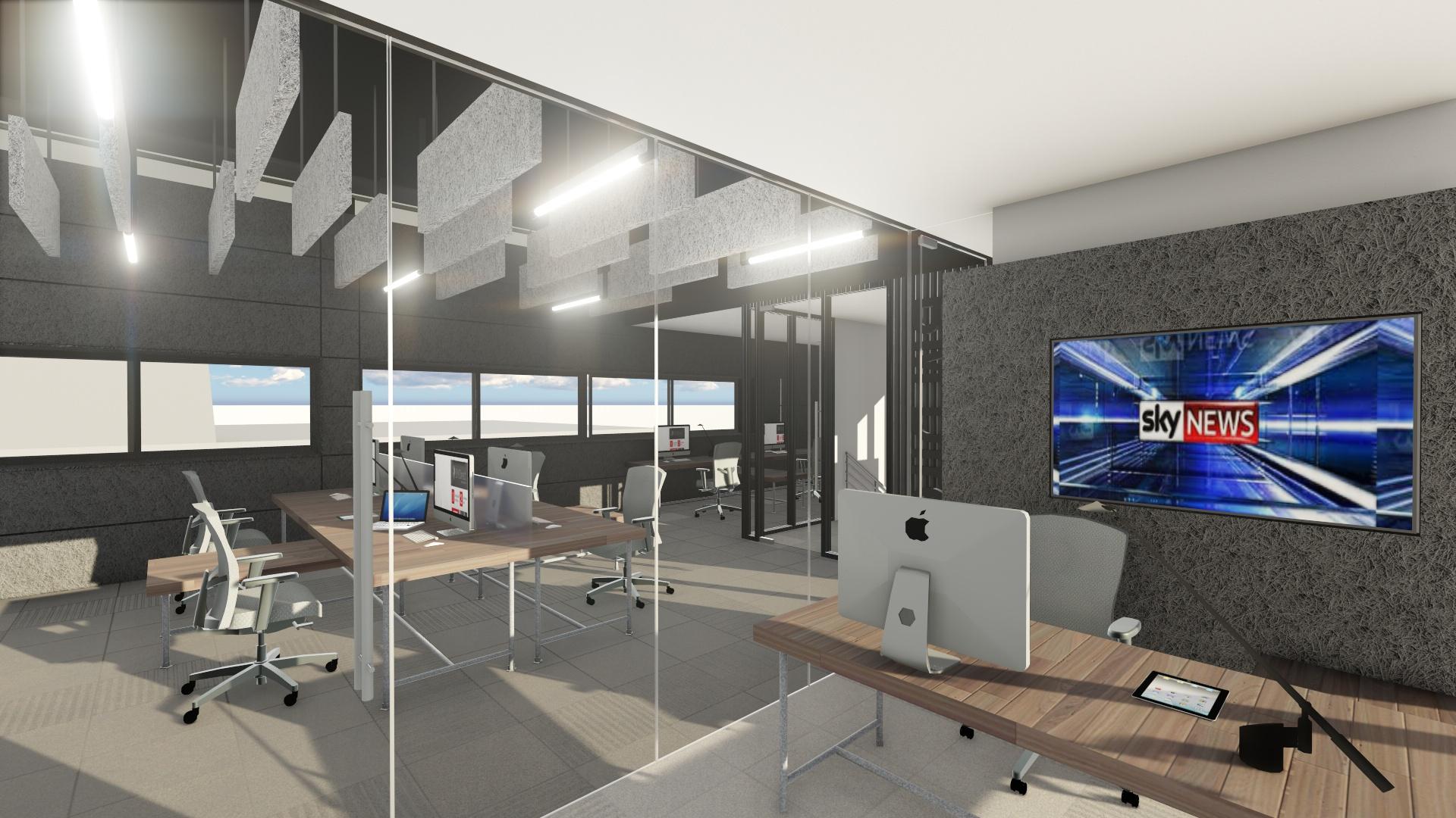 Carter- Zub - Feasibility Studies Office Plan