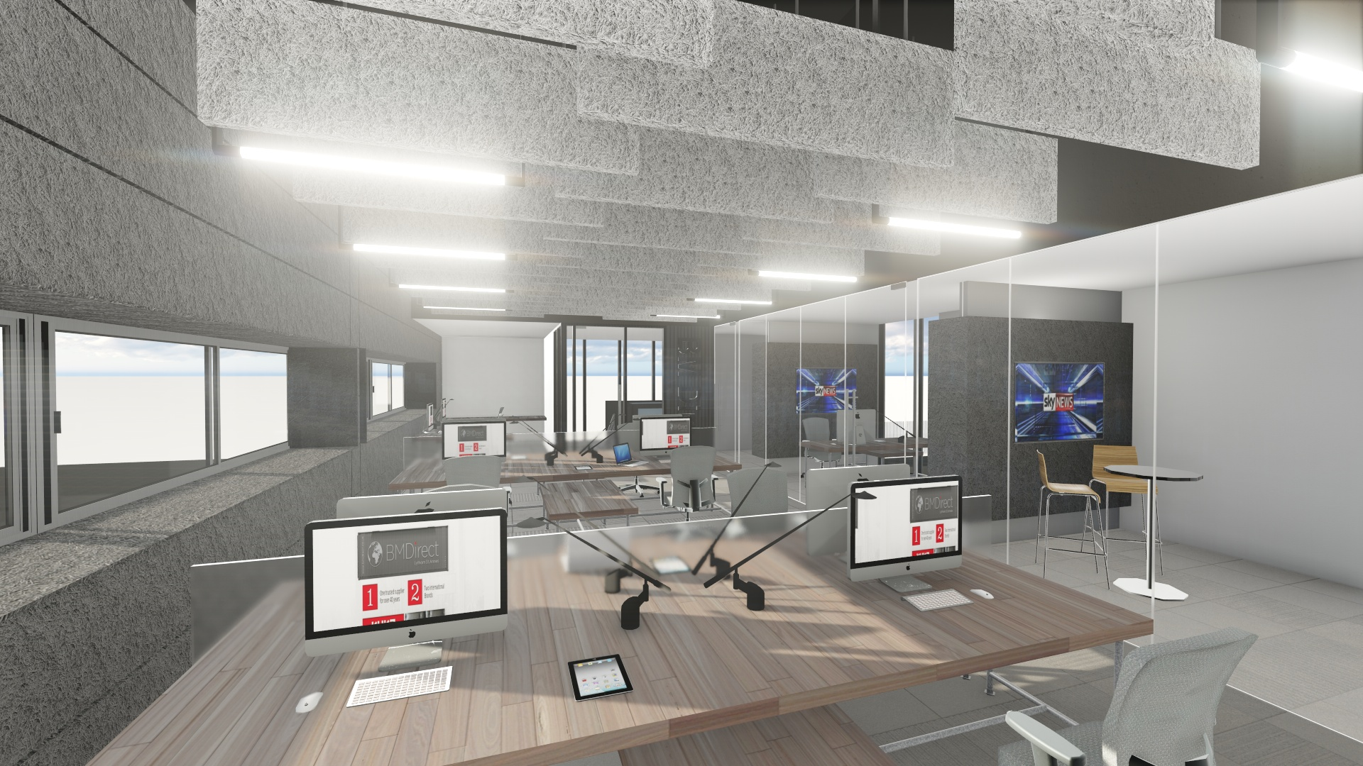Carter-Zub - Office space planning