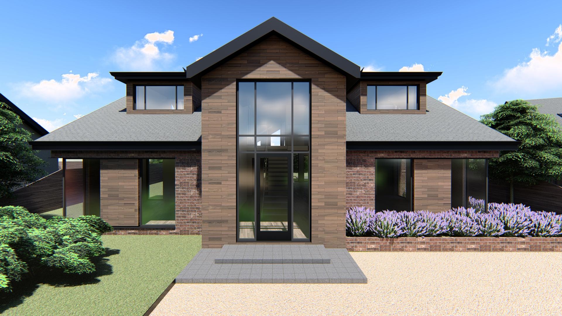 Carter-Zub Housing Development