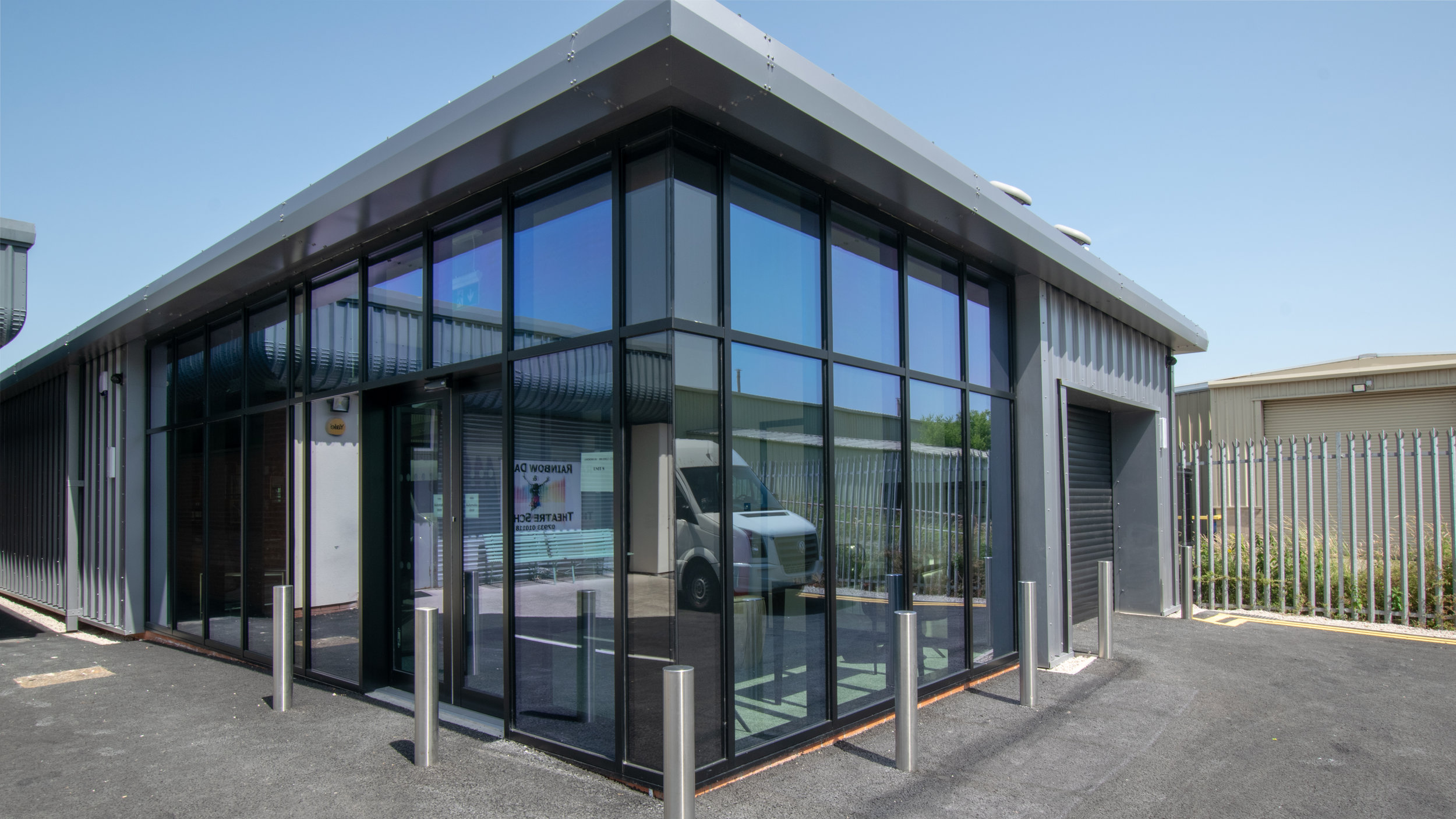 Carter-Zub New build Office and Showroom