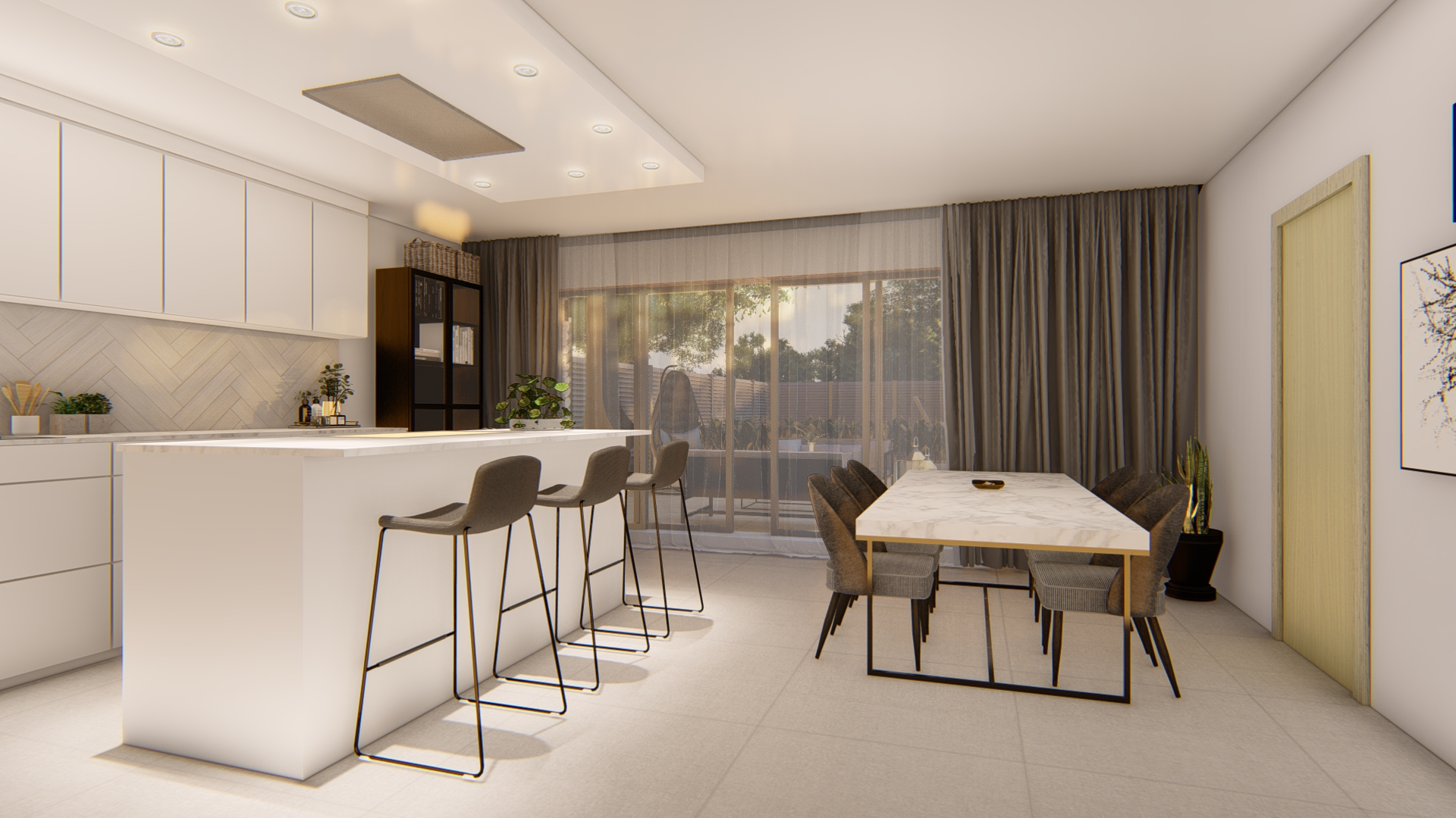 Carter-Zub - Residential development