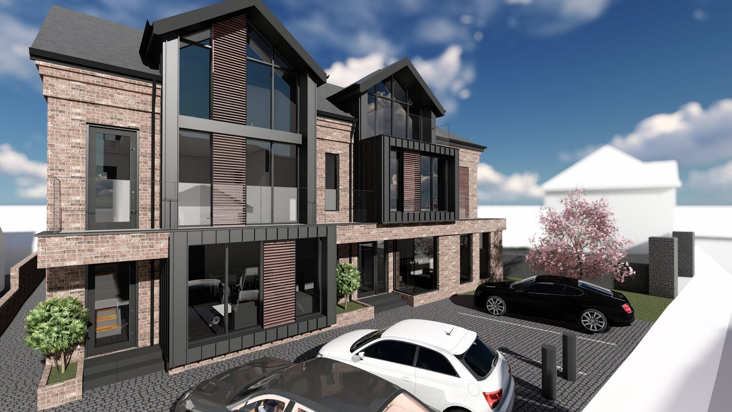 Breck Point Townhouses -