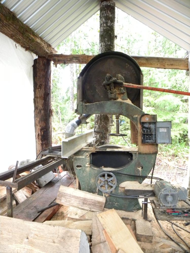 Old school milling