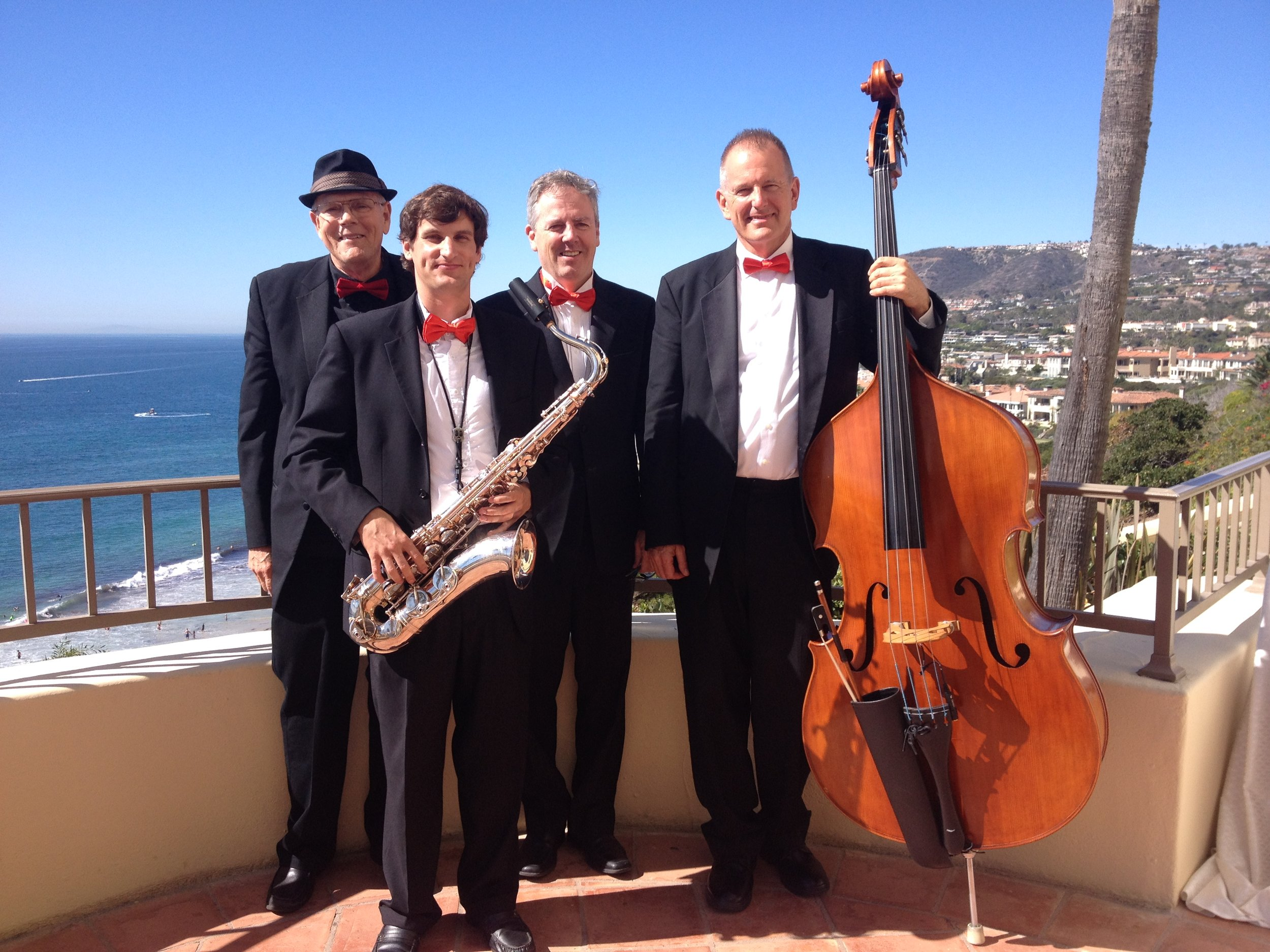 Quartet at the Ritz Carlton Dana Point
