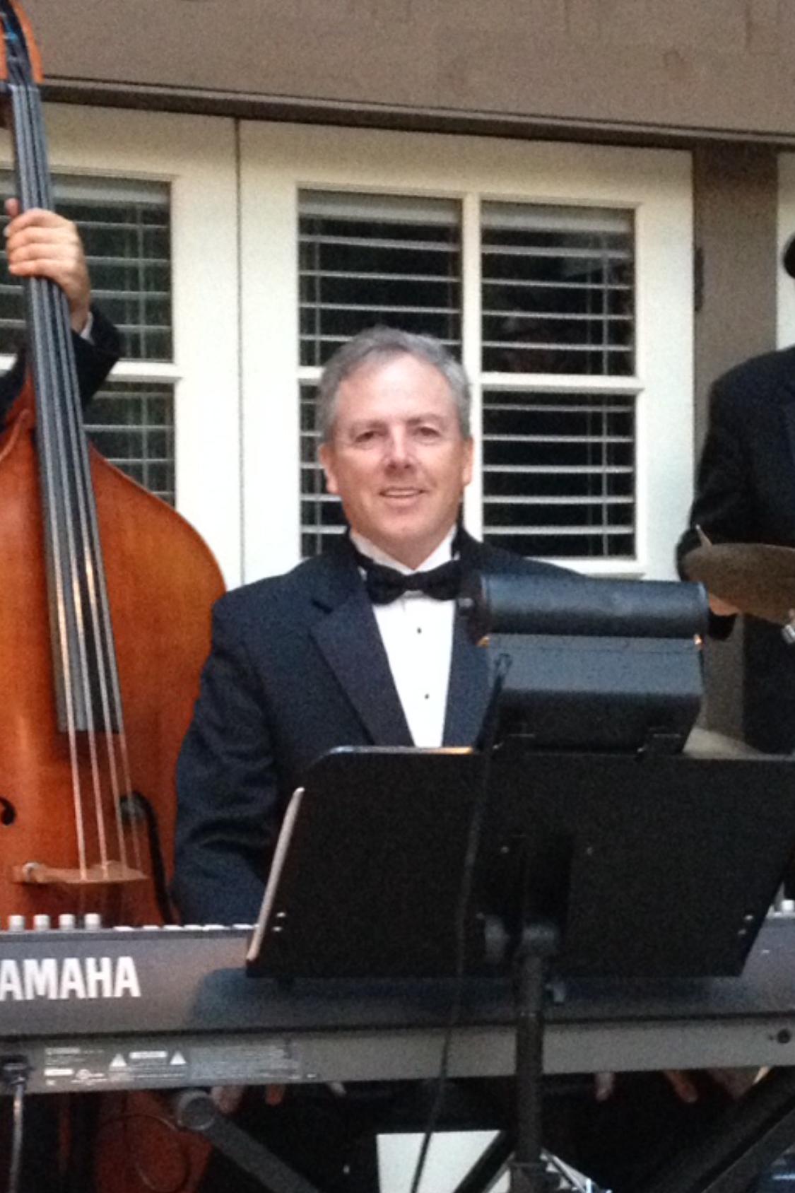 Matt Lamy - Pianist, singer
