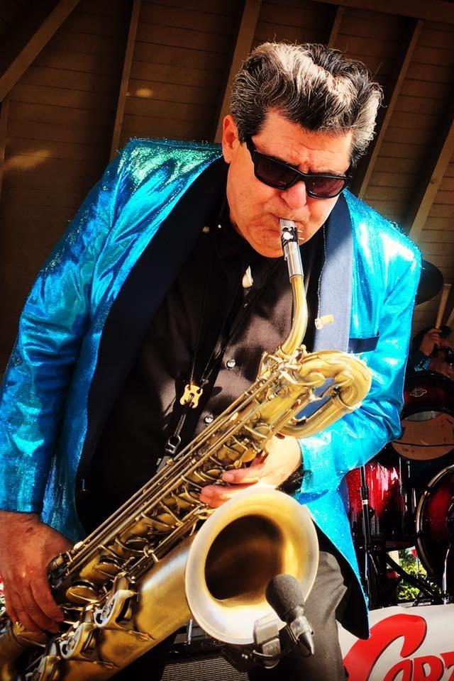 Jim Scimonetti - Sax, flute, clarinet, piano