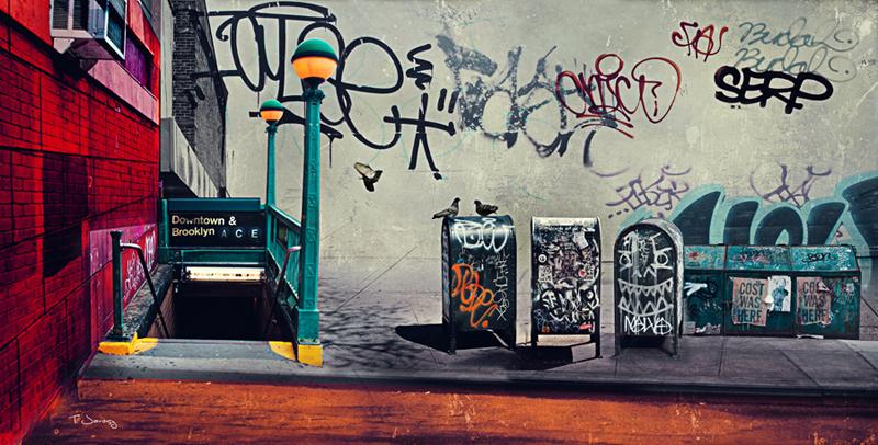 The NYC Underground
