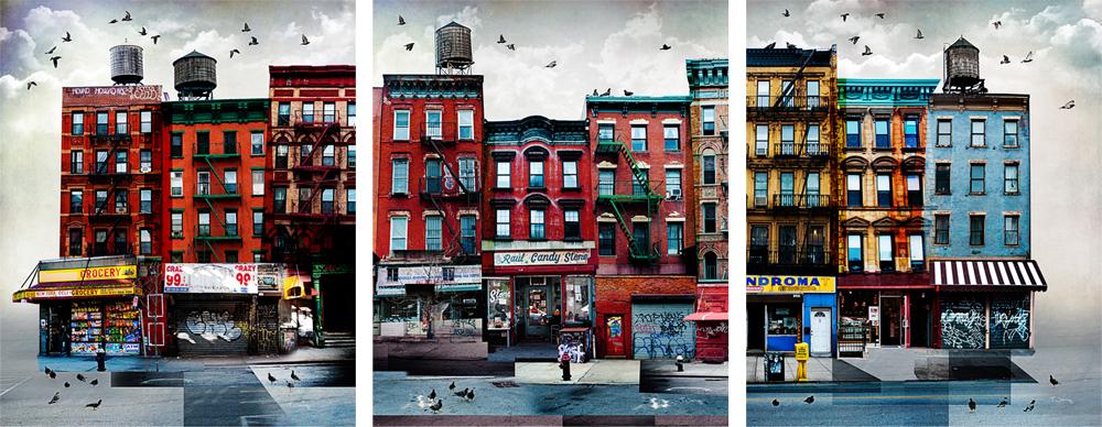 NYC Streetscape