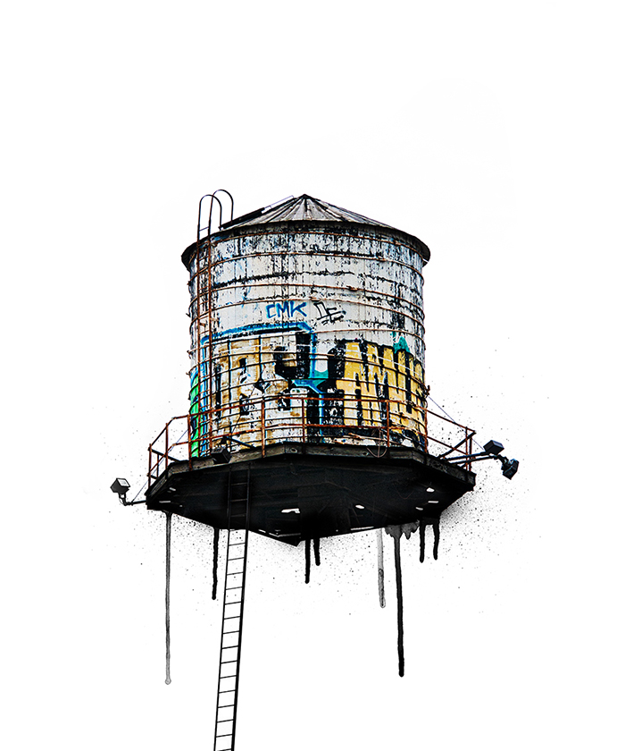 AMUSE WATERTANK