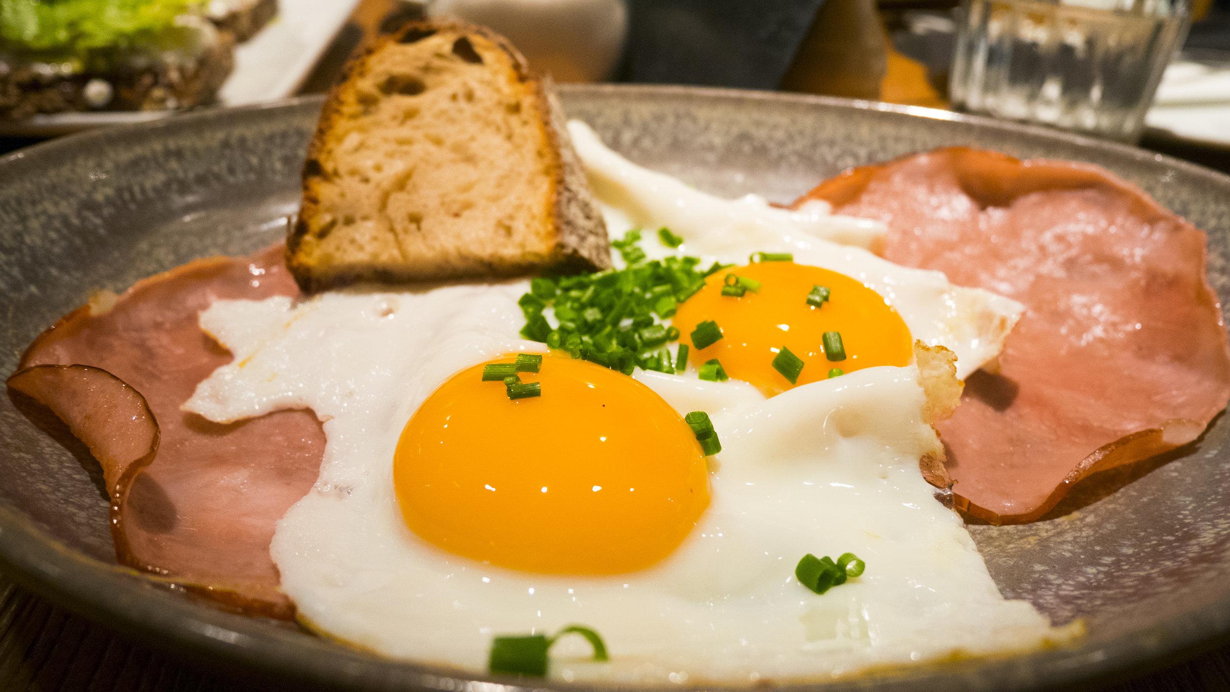 Ham&Eggs im Ulrich