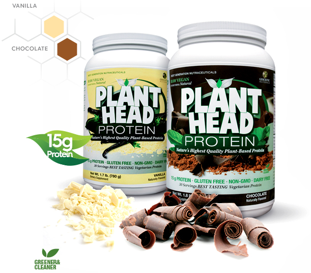 Best Tasting Raw Vegan Protein on the Market! Period!