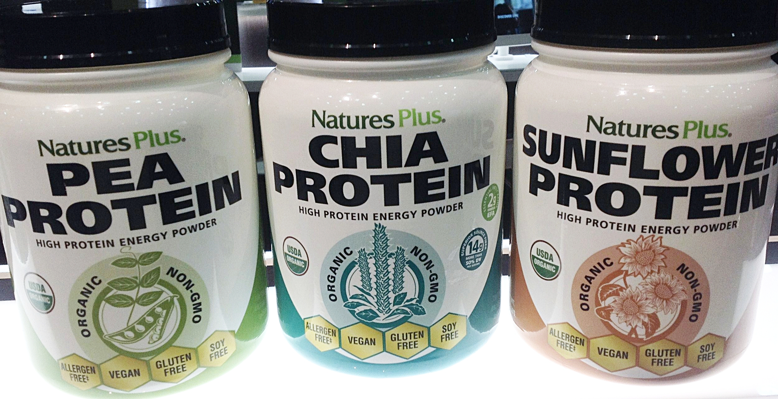 3 New Proteins With Only 3 Ingredients Each!
