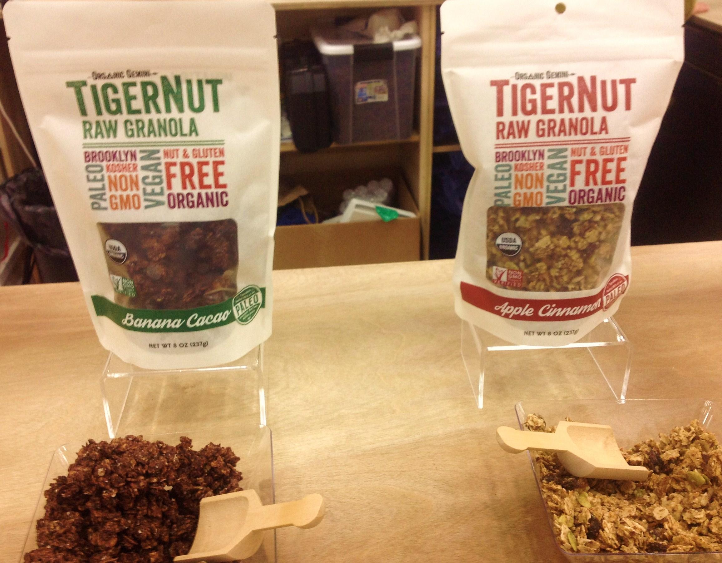 Raw, Vegan, Paleo, Nut & Gluten Free Granola.