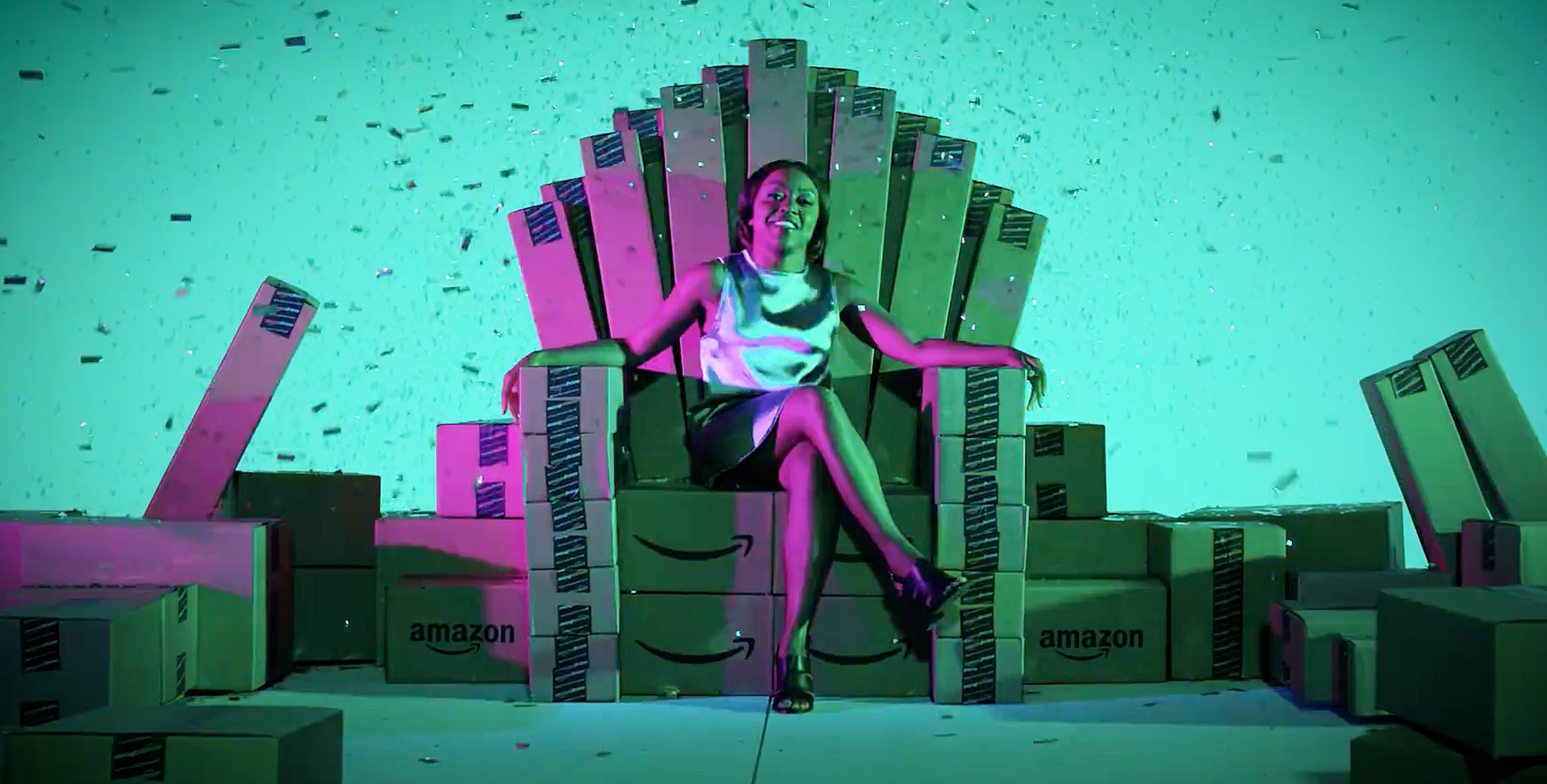 Prime Day Is Coming / Amazon - Director | Producer | EditorBranded promotional partnership with BuzzFeed's Quinta Brunson to create awareness for Amazon Prime Day.