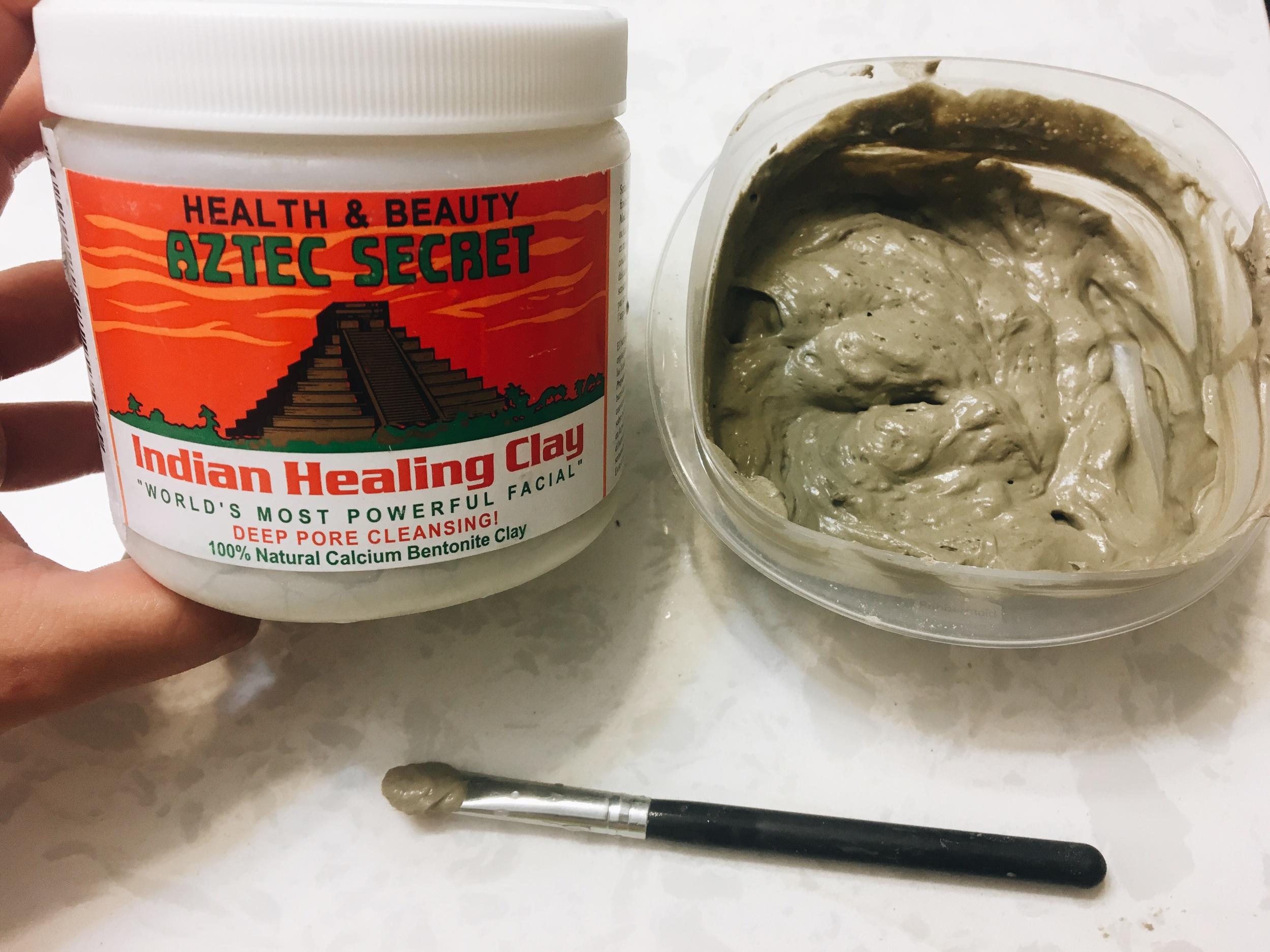 Health & Beauty Aztec Secret - Indian Healing Clay - 100% Natural Calcium Bentonite Clay