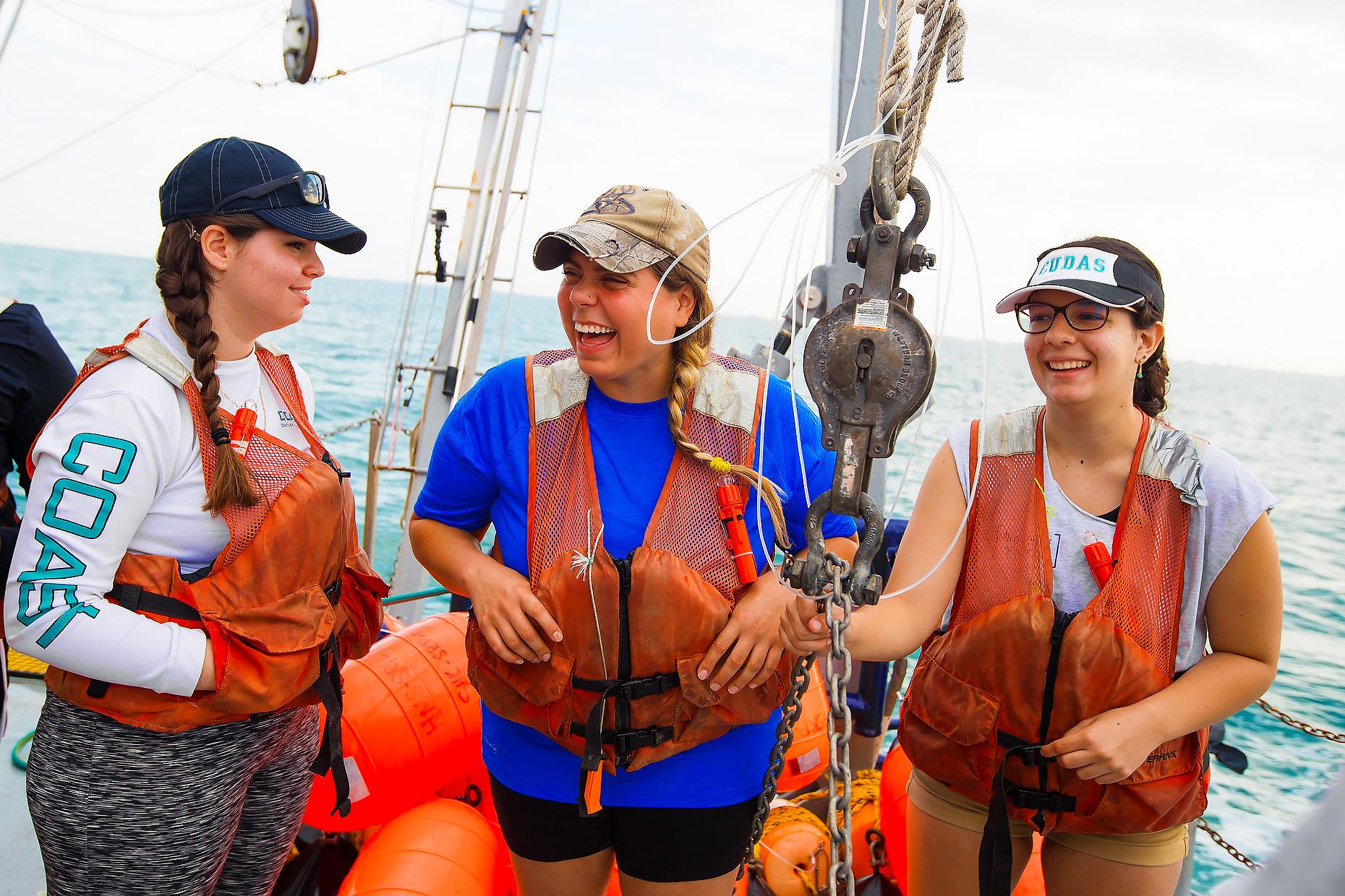NEW COLLEGE OF FLORIDA SHARK MARINE BIOLOGY 0016.JPG