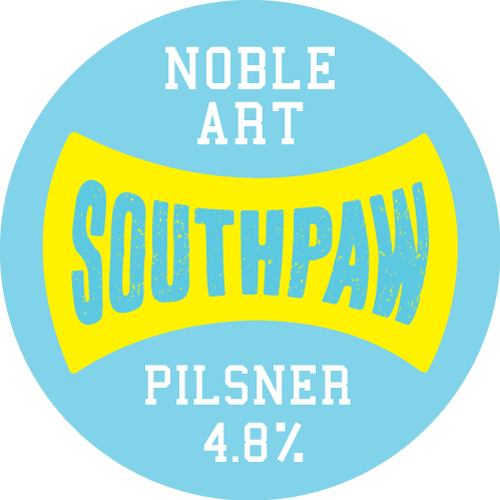 Noble Art is a dry, crisp New Zealand style pilsner with aroma of passionfruit and gooseberry exemplifying NZ hop aromas. Subtle spicy bitterness from noble German hops.