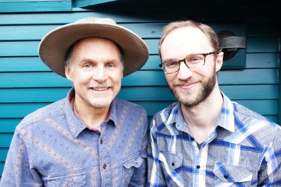 Taggart Siegel & Jon Betz, Directors of SEED: The Untold Story