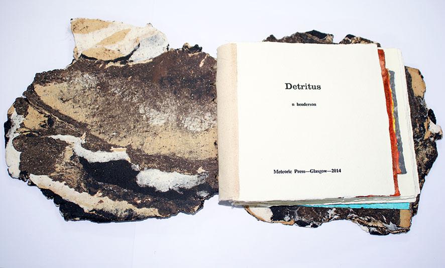 Bespoke artists book