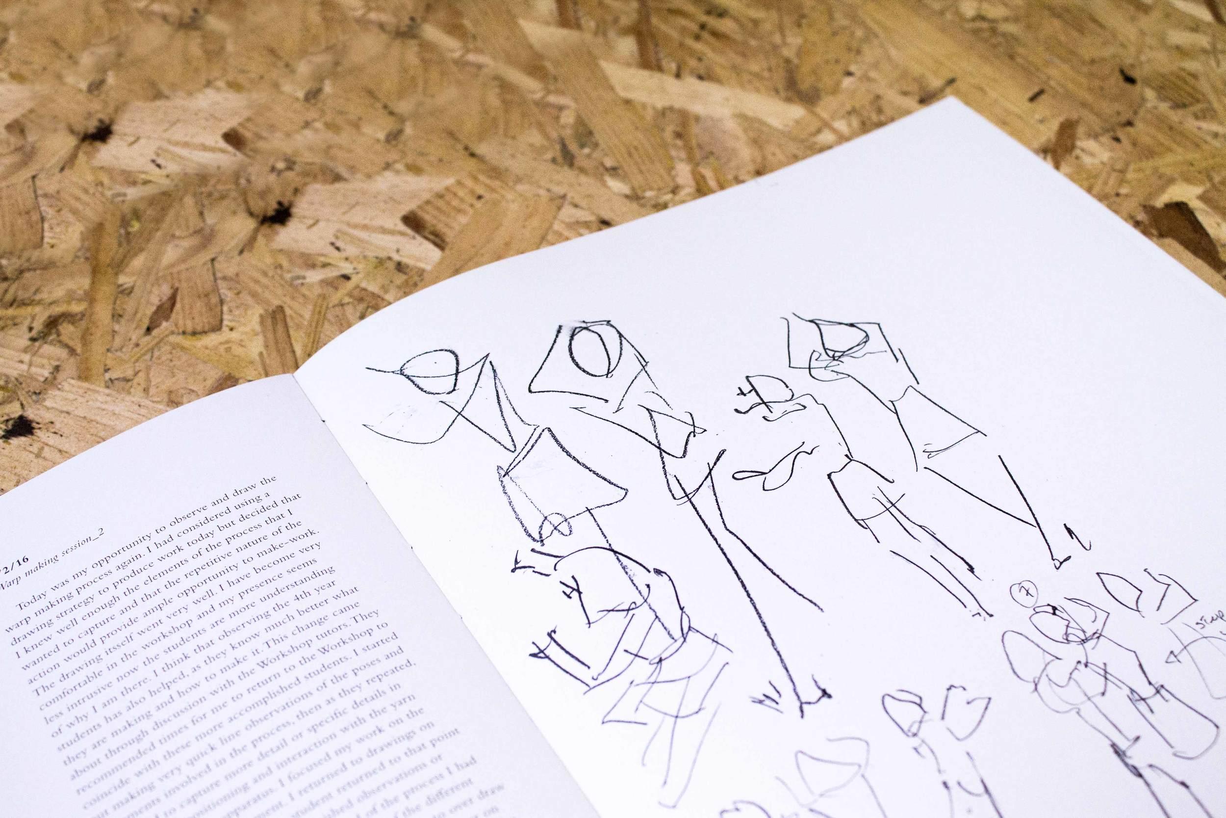 Artists book printing