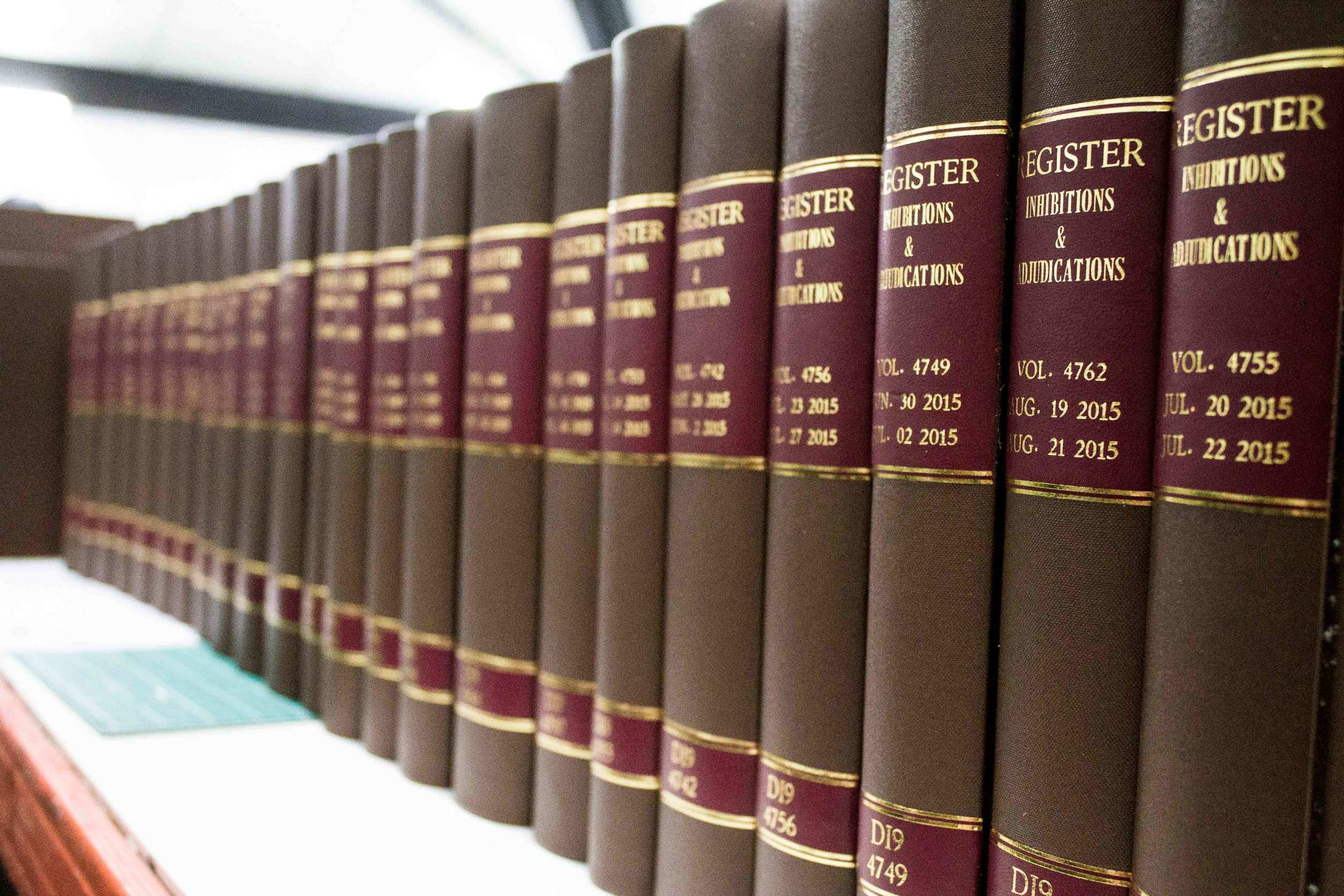 Periodical volumes