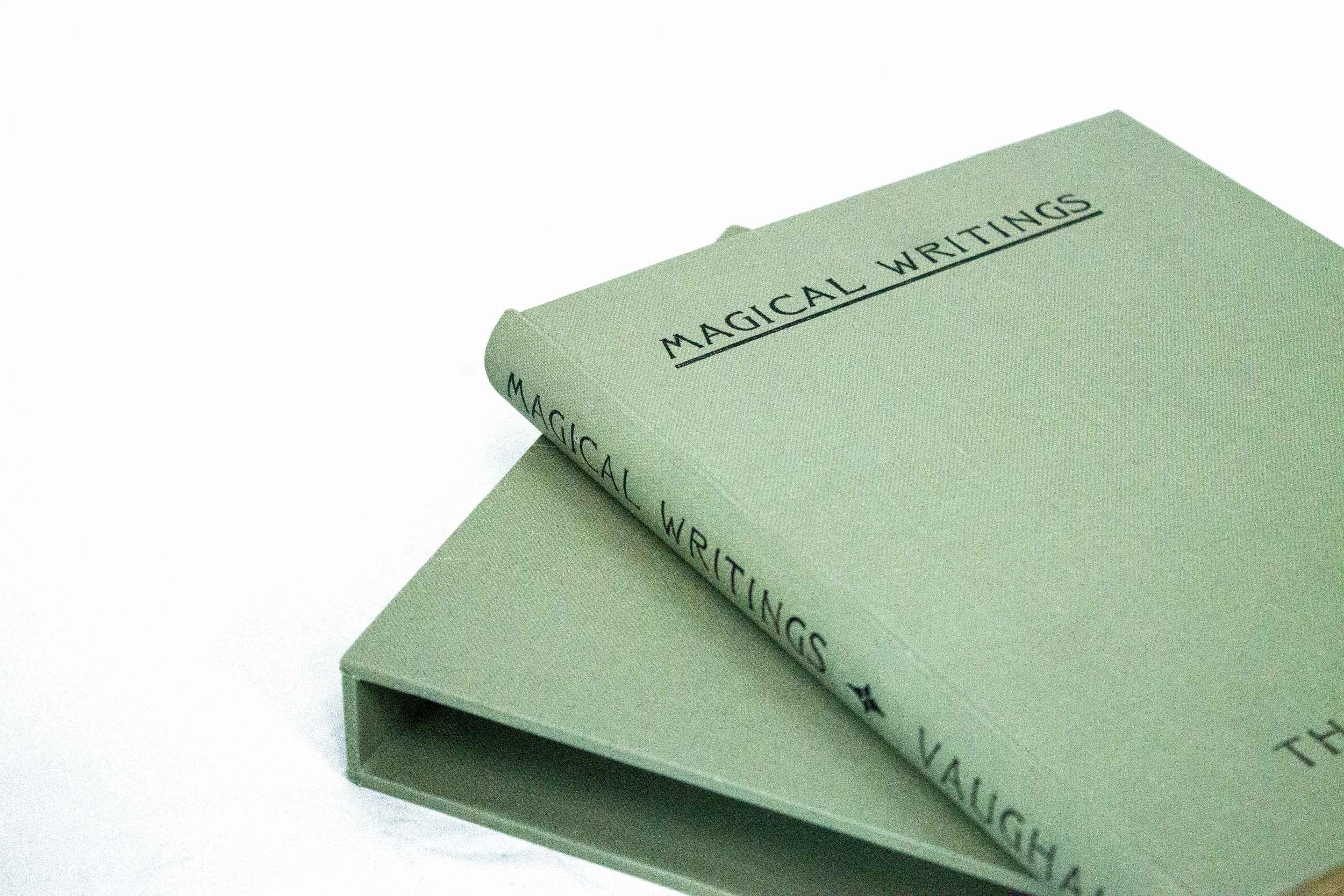 Archival box - slip case